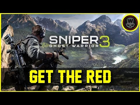 ACT 4: Mission 1 Get The Red (Sniper Ghost Warrior 3) 1080TI Ultra PC