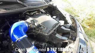 Свап Каскелен Спринтер  3uz с чип тюнингом