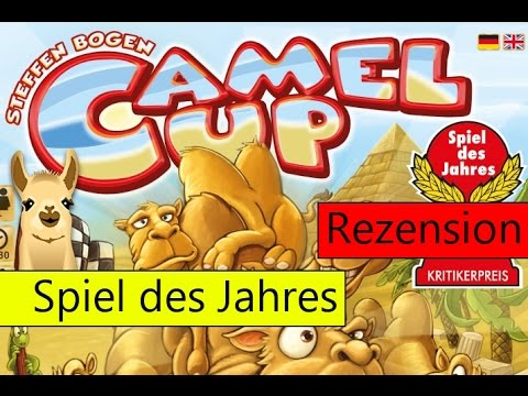 Camel Up Anleitung