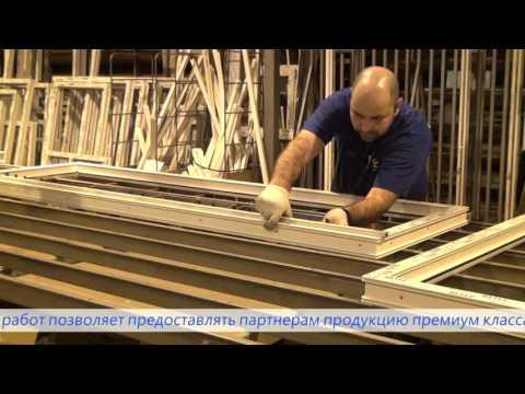 Завод ОКС (производство светопрозрачных конструкций на Северо-Западе)
