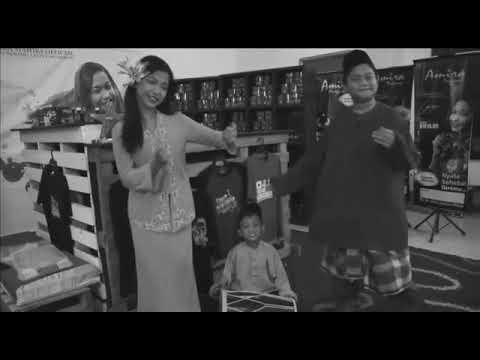 [PARODY] - Joget Si Pinang Muda by Nur Amira Syahira