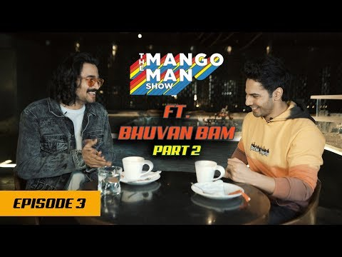 Varun Dhawan in conversation with Bhuvan Bam | The Mango Man Show | Episode 3 Part 2