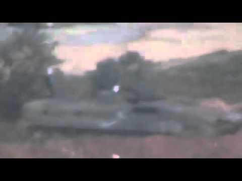SFP:: Homs, Dawar Al-Fay'laat :: Presence of Armored Vehicles & Tanks  1-24-2012