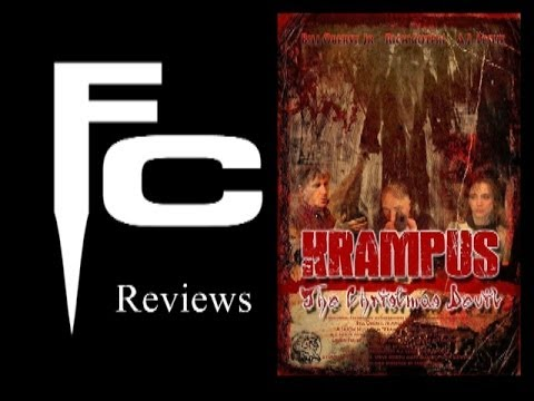 Krampus The Christmas Devil (2013) review on The Final Cut - YouTube
