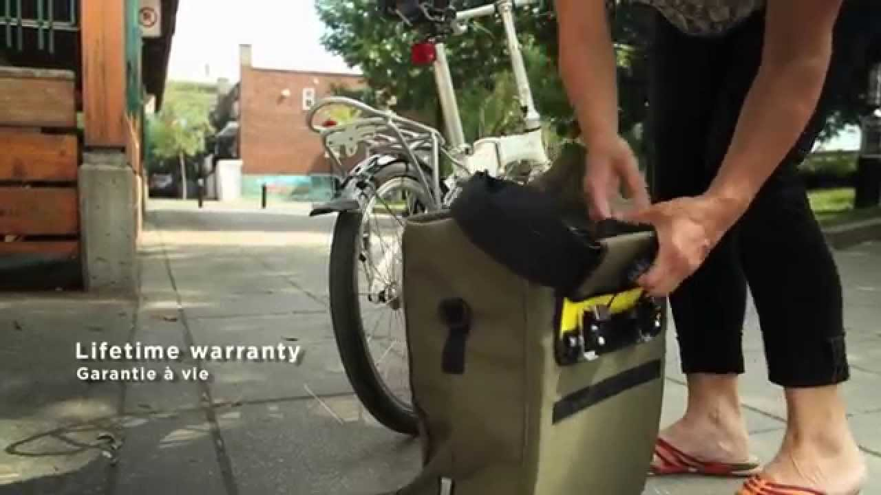 ARKEL SIGNATURE V COMMUTER PANNIER - YouTube b5c644b699f68