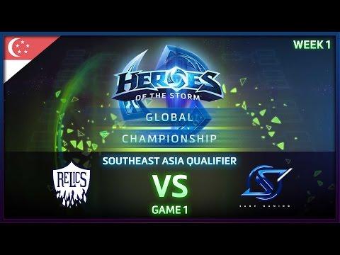 Relics vs Sage - SG Spring Pro League Group - G1