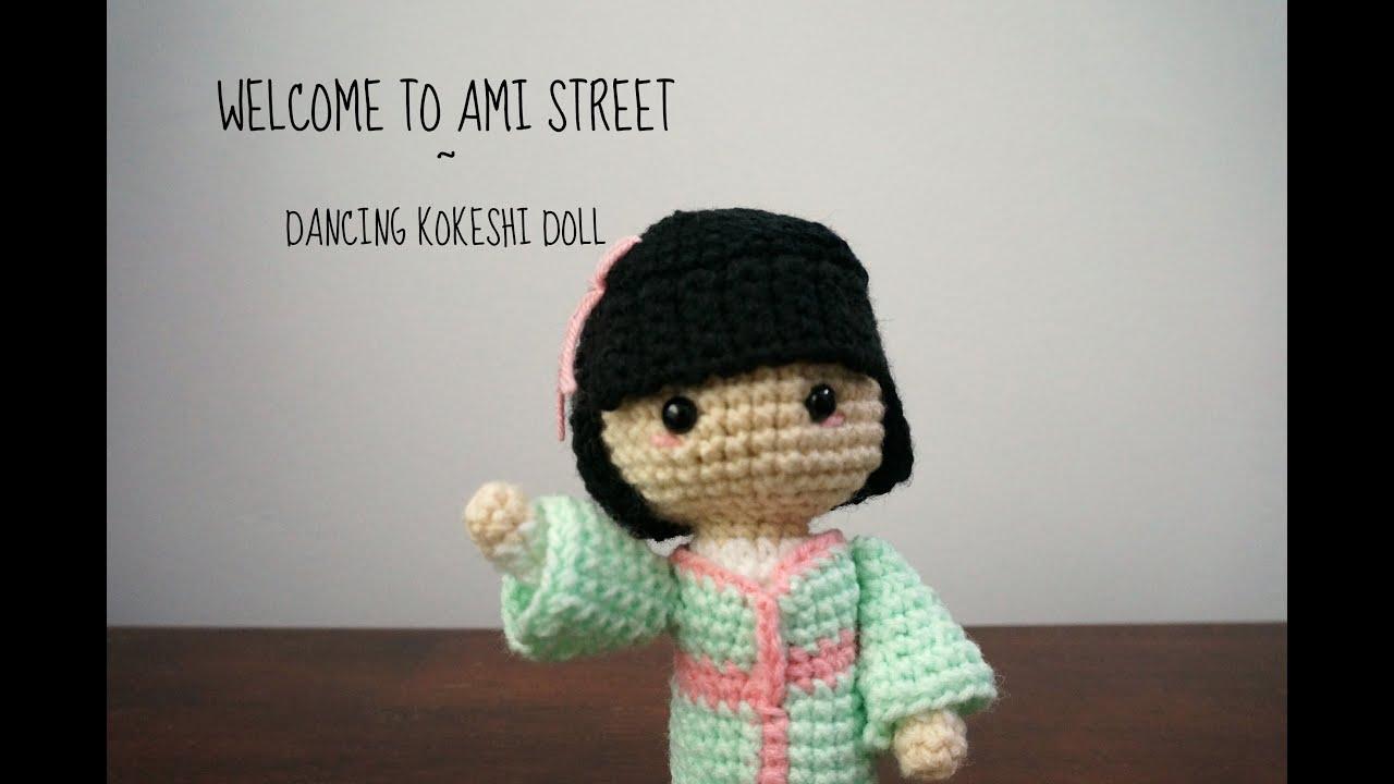 Free Amigurumi Kokeshi Doll Patterns : Best crochet patterns for mm hooks images free