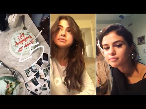 Selena Gomez' 25th Birthday Party | FULL VIDEO