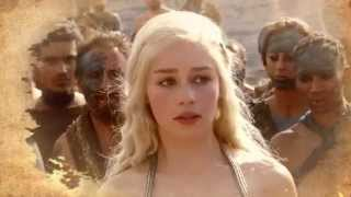 Daenerys Targaryen - The Road - Game of Thrones