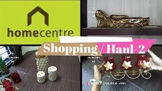 Home Decor Haul/shopping-2, HOMECENTRE HAUL WITH PRICES / HOMECENTRE SALE