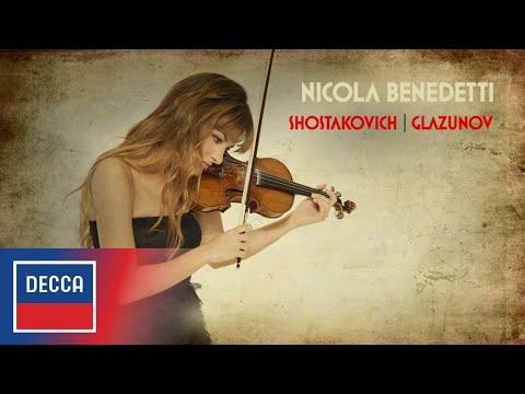 Nicola Benedetti - Glazunov Violin Concerto III. Animando (excerpt)