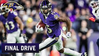 Hollywood Brown's Impressive Rookie Season Is Just The Beginning  | Ravens Final Drive