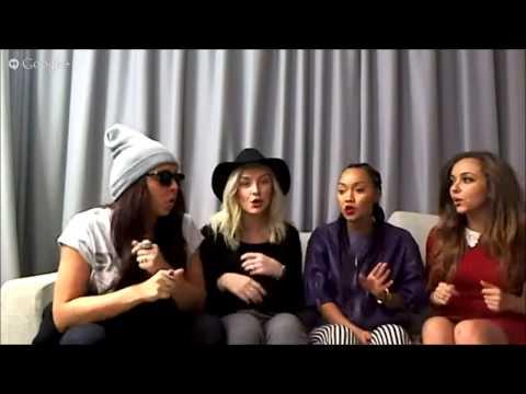 Little Mix - 'Move' Live (Acapella)