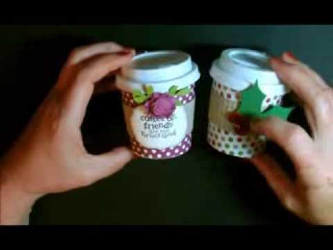 Perfect Blend Mini Coffee Cups With Deb Valder