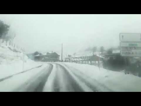Nieve en Tarna / Vídeo de Facebook Marañones por el mundo