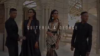 Fashafrica World:I AM AFRICAN ,I AM QUITERIA AND GEORGE