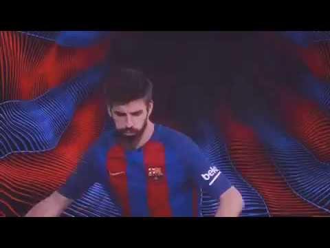 nike mercurial iv de vapeur - Nike Barcelona 2016-17 Vapor Match Home Kit promo - YouTube