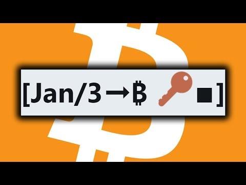 akinek a bitcoinja