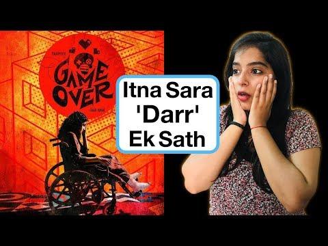 Game Over Movie REVIEW | Deeksha Sharma