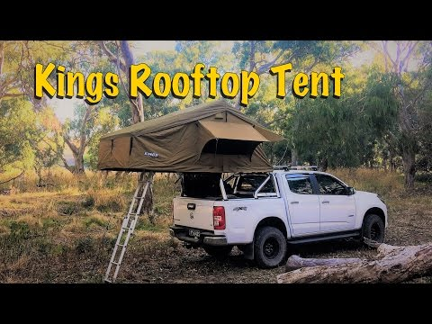 Roo Systems Roof Top Tent Doovi