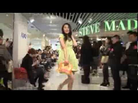 Steve Madden & Betsey Johnson SS14 Fashion Show