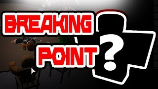 WHAT IS THIS GAME | Breaking Point (Ep.1) | ROBLOX