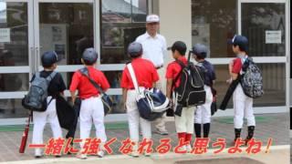 2015年度も天真ジャガーズは元気に活動しています!一緒に野球をする仲...