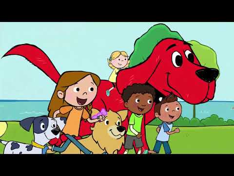 Clifford The Big Red Dog | Theme Song!