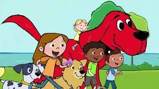 Clifford The Big Ręd Dog | Theme Song!