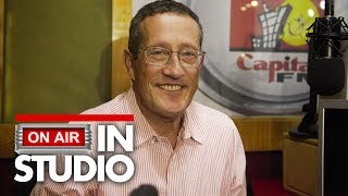 EXCLUSIVE: Richard Quest in studio with Maqbul | Capital In The Morning (PART ONE)