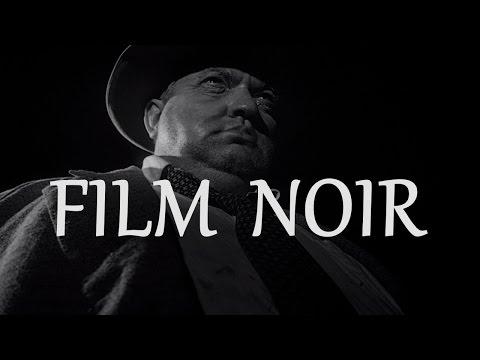 """Defining Film Noir - Is """"The Big Sleep"""" Noir?"""