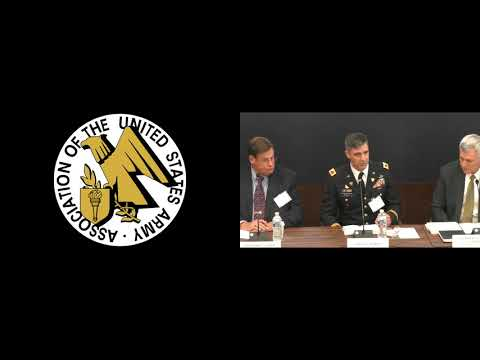 Army Cyber Hot Topic 2018 - The Army Academic and Partnership Outreach Efforts