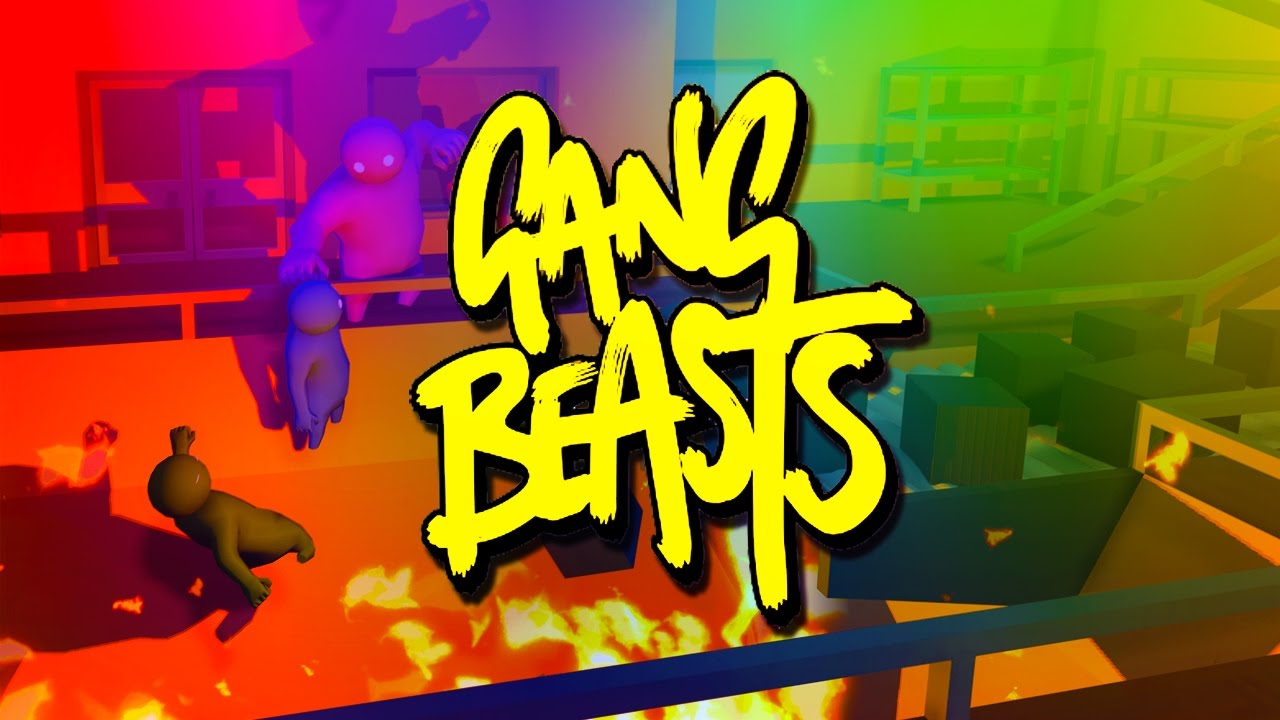 Gang Beasts Maps Gang Beasts   NEW MAPS!   YouTube
