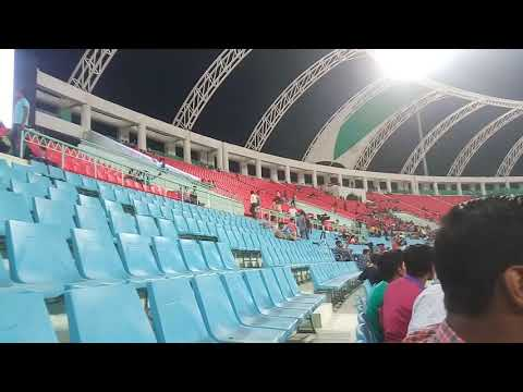 Duleep trophy INDIA RED vs INDIA GREEN in Ekana International stadium lucknow