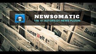 Newsomatic - Automatic News Post Generator - WordPress plugin
