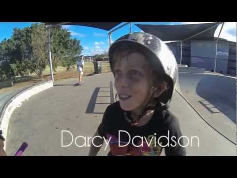 45 seconds of Darcy Davidson