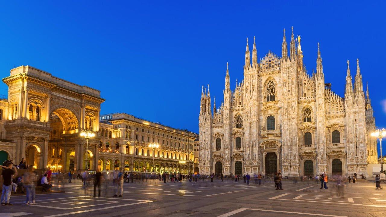 Qué Ver En Milan Lugares Para Visitar En Milan Youtube