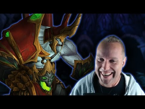 FIRST TIME - The Arcway Mythic Level 12 Depleted Keystone (No Timer) - WoW Legion Dungeons