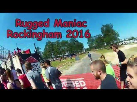 Rugged Maniac 2016 Rockingham, NC