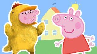 Peppa Pig   Cómo conocí a Suzy   Episodio 287   SOY UN POLLO   Peppa Pig en Español
