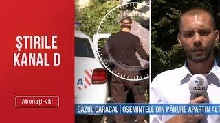 Stirile Kanal D (14.08.2019) - Cazul Caracal! Osemintele din padure apartin altei victime!