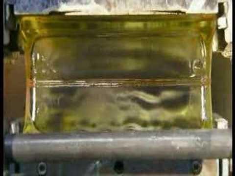 Glass Block Manufacturing