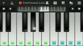 O Meri Jaan Na Ho Pareshan Piano Tutorial   Miss Pooja and Millind Gaba by ThePianoClass