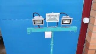 видео Состав отхода светодиодных ламп