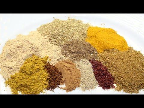 طريقة عمل خلطة بهارات اللحمة - Meat Spices