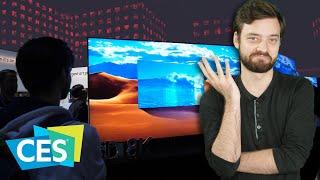 8K QLED TV od Samsungu: 98 palců nádhery - CES 2019