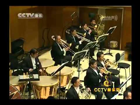 """XU Zhen Min Violin Concerto """"Poem"""", Violin: GAO Can, Conductor: SHAO En, Part 2"""