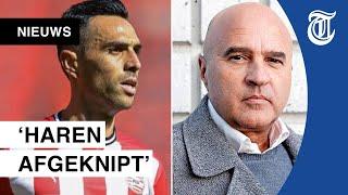 'Huis PSV-speler Zahavi bleek vrij makkelijk te be