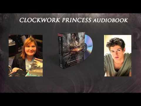Cassandra Clare & Daniel Sharman discuss Clockwork Princess
