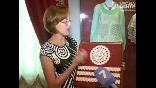 видео В Вологде открылся музей кружева